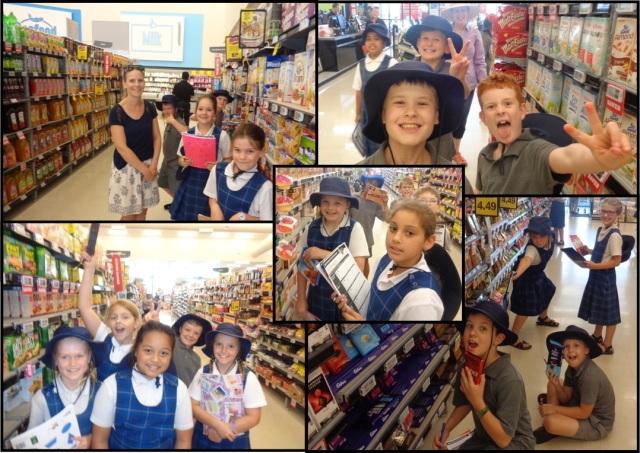 United supermarket visit